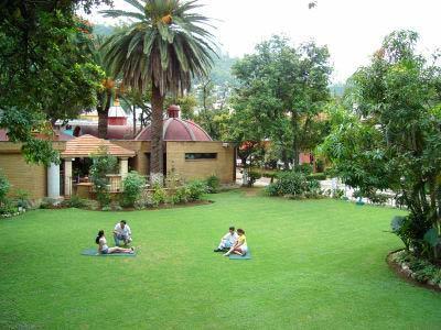 Los olivos spa oaxaca hotel en oaxaca ciudad de for Salon jardin villa charra toluca