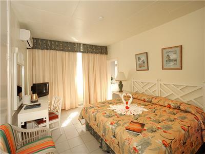 Beach Front Two Bedroom Suite