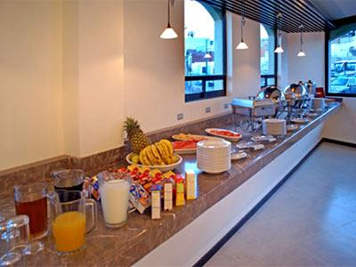 Breakfast Lounge - Bar