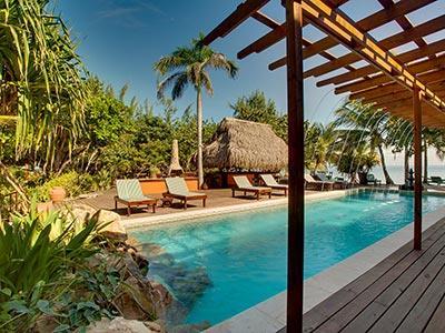 Pool Robert S Grove Beach Resort Placencia