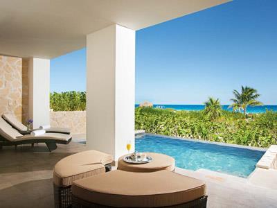 Preferred Club Master Suite Frente al Mar con Piscina Privada