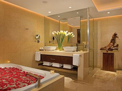 Preferred Club Master Suite Vista al Mar - Baño