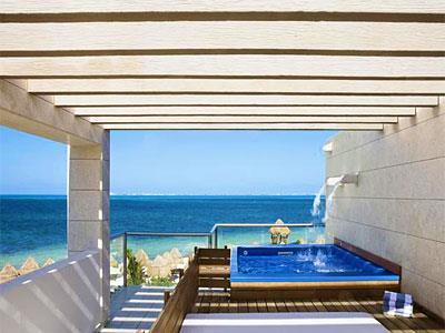 Casita Suite en la Playa con Piscina Privada