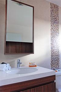 Deluxe Suite - Baño