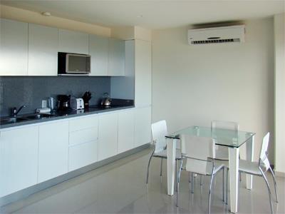 Junior Suite - Cocina y Comedor