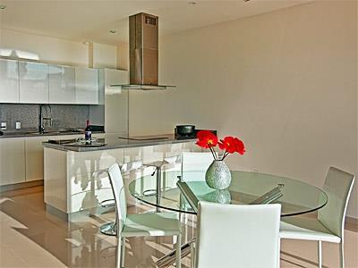 Penthouse - Cocina y Comedor