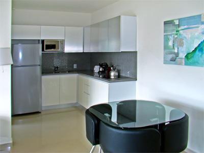 Suite Familiar - Comedor y Cocina