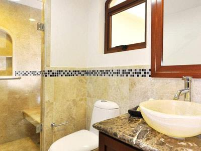 Three Bedroom Suite - Bathroom