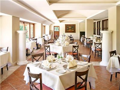 Restaurante The Italian Allegro Playacar