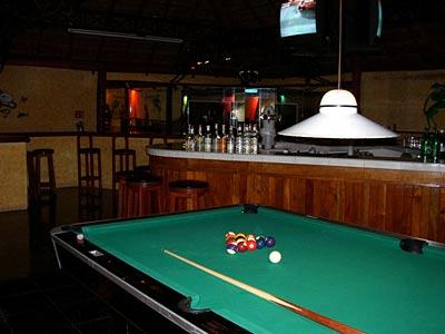 Fast Eddie's Sports Bar Allegro Playacar