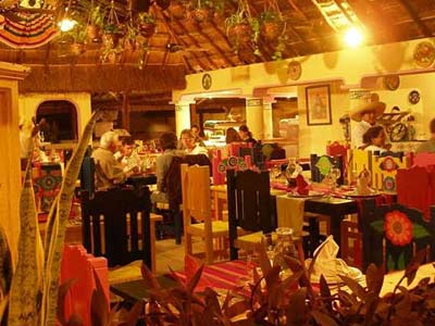 Restaurante El Mexicano Allegro Playacar