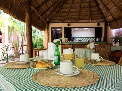 Breakfast Palapa