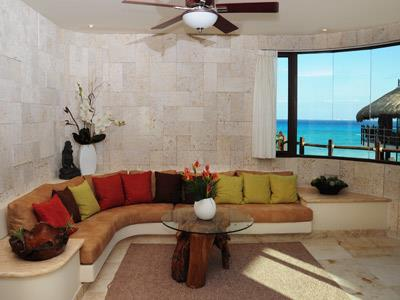 Three Bedroom Penthouse Partial Ocean View