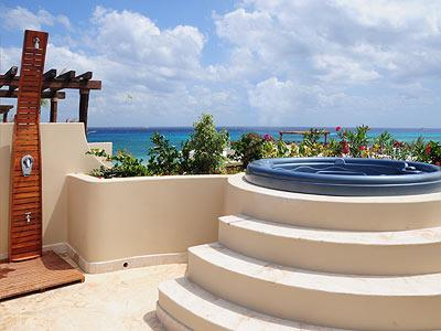 Two Bedroom Penthouse Ocean View -   Jacuzzi