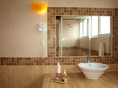 Private Terrace Suite - Bathroom