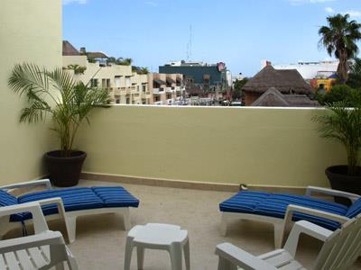 Private Terrace Suite - Terrace