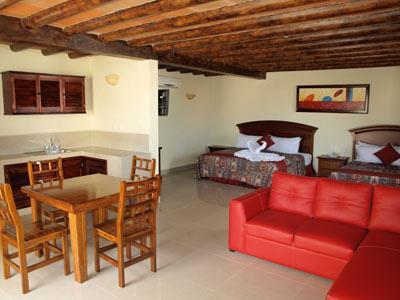 Private Terrace Suite