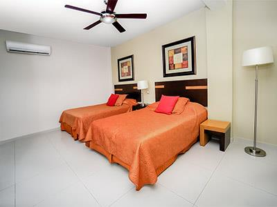 Apartamento Amueblado Dos Recámaras