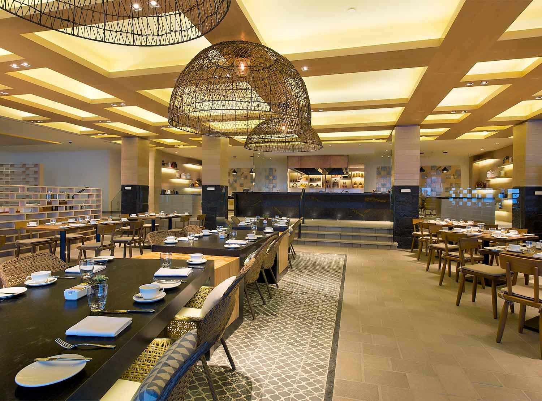 La Cocina - Interior Restaurante