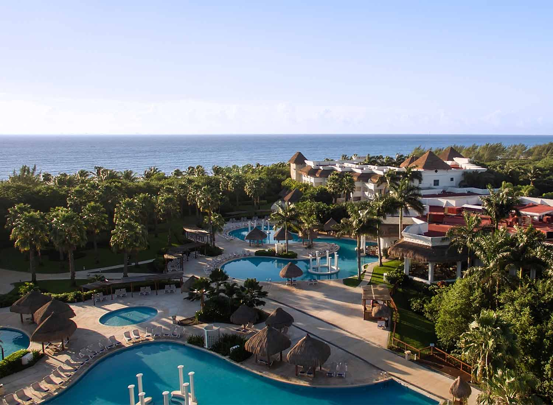 fachada Grand Riviera Princess All Suites Resort & Spa
