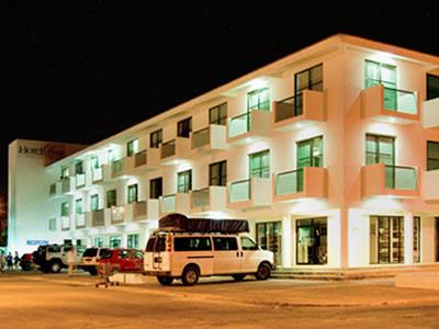 Exterior View - Night