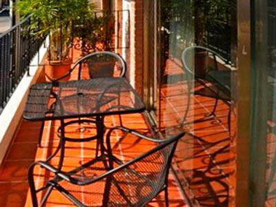 Suite Doble Estándar - Balcón