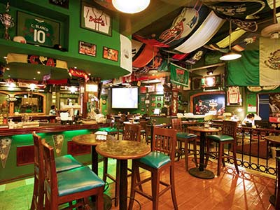 Legends Sport Bar and Grill