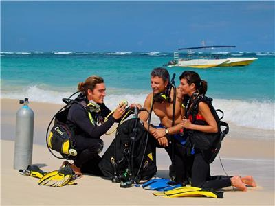 PADI certified diving center