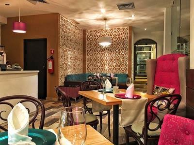 Restaurante Maison Pierre