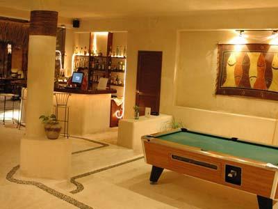 Bar - Pool Table