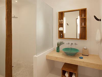 Garden View - Bathroom
