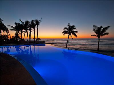 Beach - Night