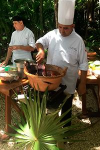 Special features - Cooking classes