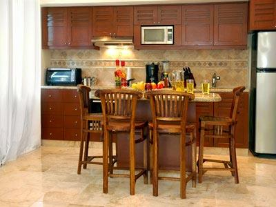 Two Bedrooms - Kitchen