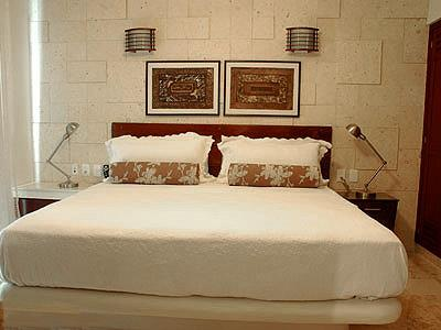 Three Bedrooms Penthouse - King Size Bed