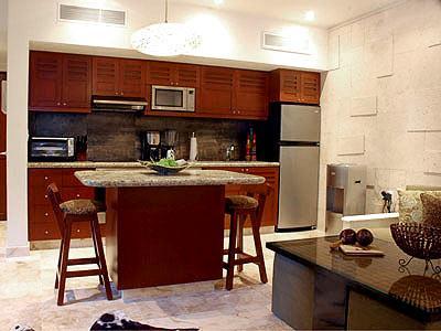 Three Bedrooms - Kitchen