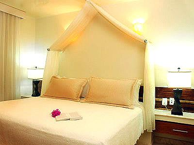 Three Bedrooms - King Size Bed