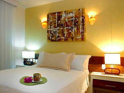Three Bedrooms - Queen Size Bed