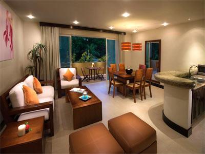 Master Suite con Dos Recámaras - Sala de Estar