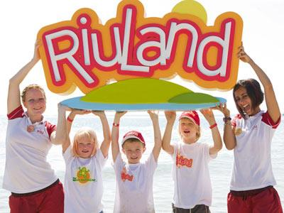 Riu Land kid's Club - Entertainment