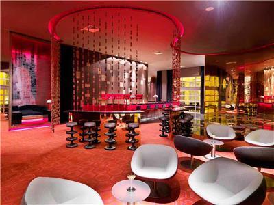 Bar Fuego Red Lounge