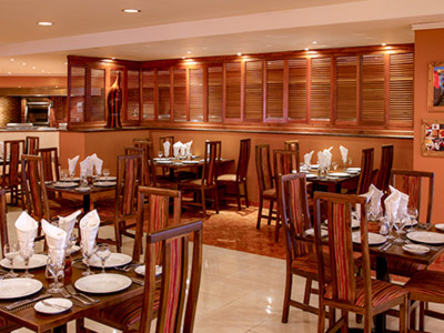 Restaurante Grand Buffet Riviera