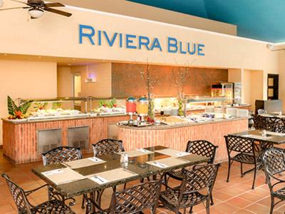 Restaurante Riviera Blue