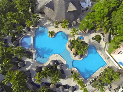 Pool Aerial View (Select Club)