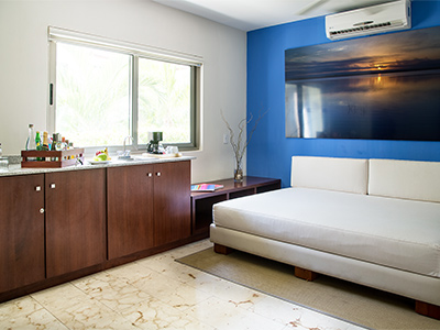 The Loft - Living Room