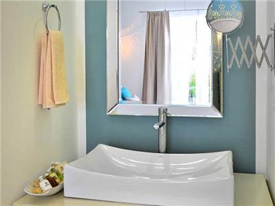 Lace Luxury Junior Suite - Bathroom