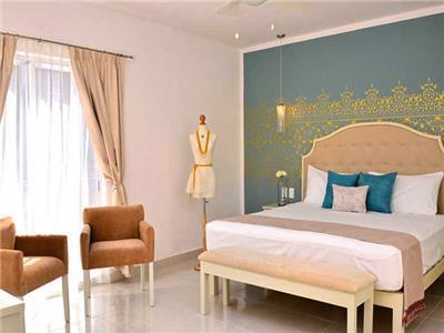Lace Luxury Junior Suite