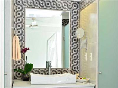 Mosac Master Suite - Bathroom