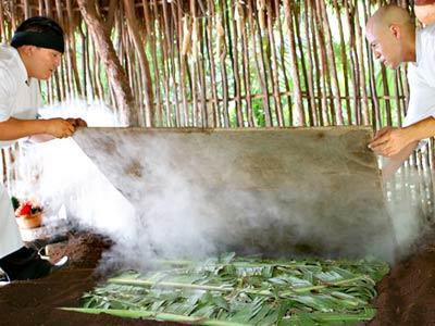 La Marea - Mayan Baking Process