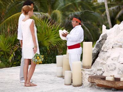 Mayan Wedding Ritual